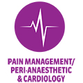 Pain Management and Critical Care icon