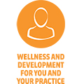 Wellness & Practice Development icon