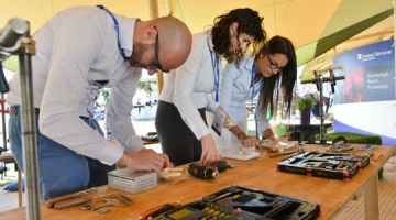 VET Festival marks its third year partnership with Centaur Services picture