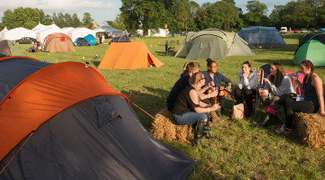VET Festival plays host to happy campers  picture