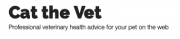 Cat the Vet logo