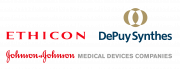 Ethicon & Depuy Synthes logo