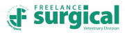 Freelance Surgical – Veterinary Division logo
